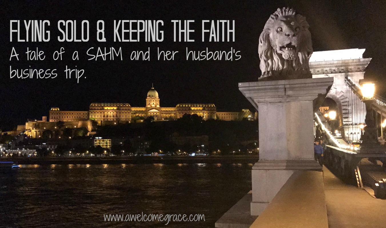 Flying Solo & Keeping the Faith
