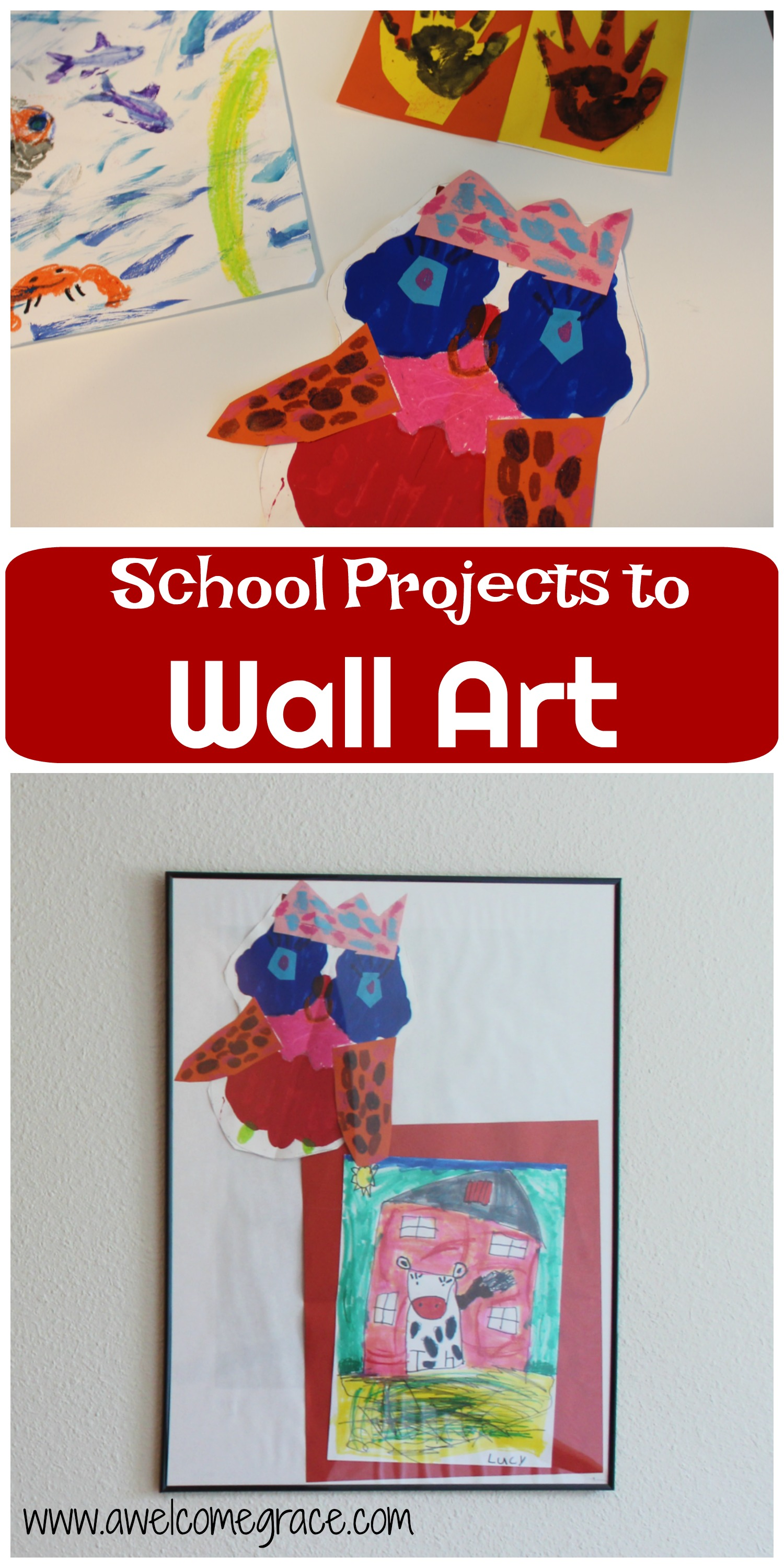 What to Do With All the Art Projects?!