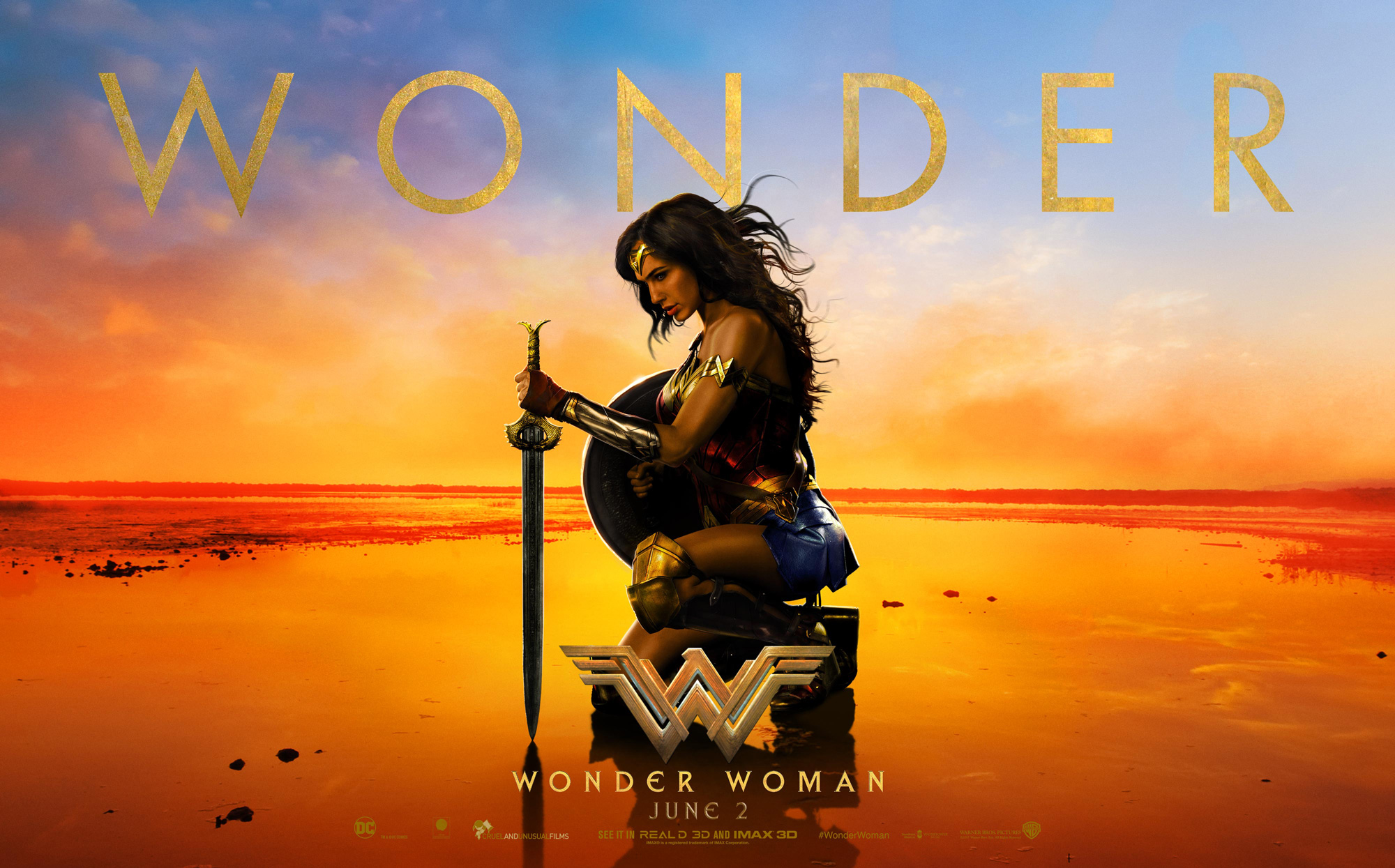 The Wonder of Wonder Woman