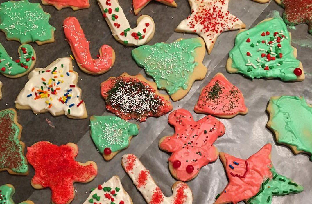 Baking & Christmas, a Love Story {Bonus Recipe!}