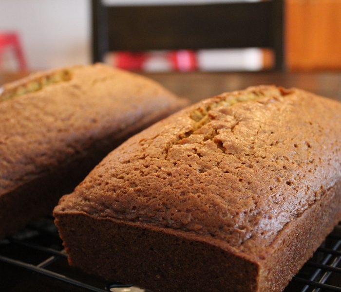 Simply Delicious Pumpkin Bread