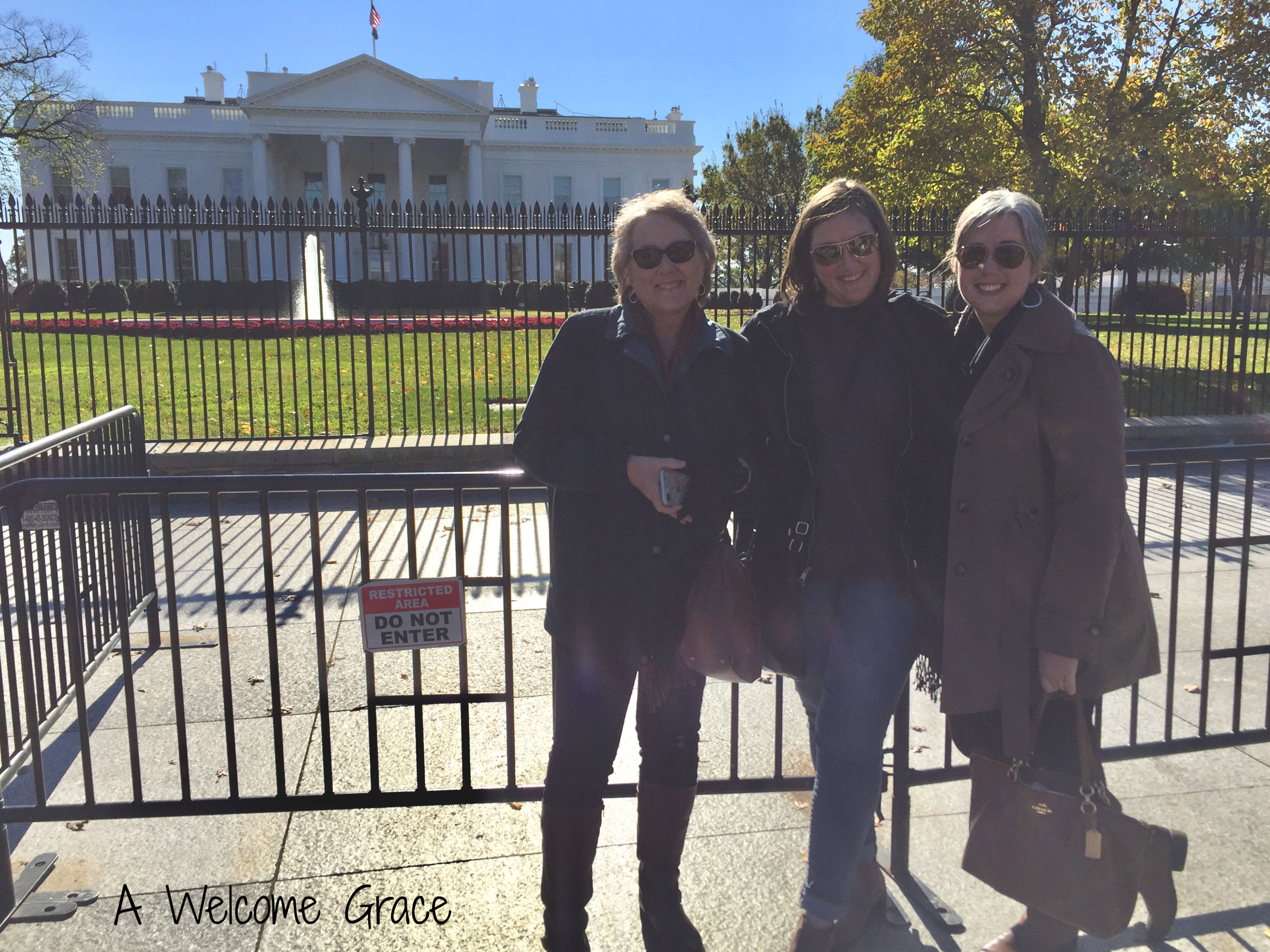 Girls Trip to DC!