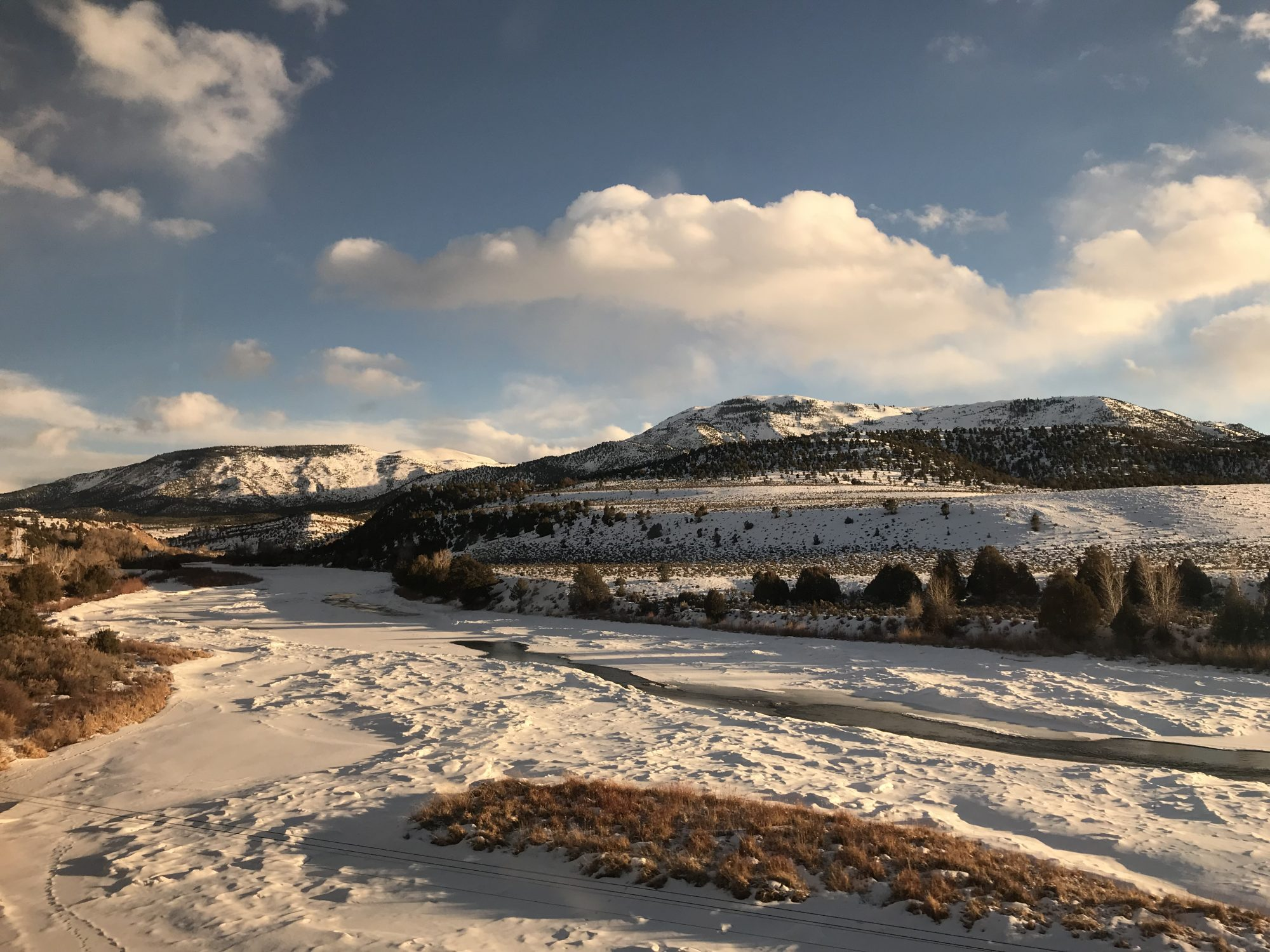 Colorado and the California Zephyr