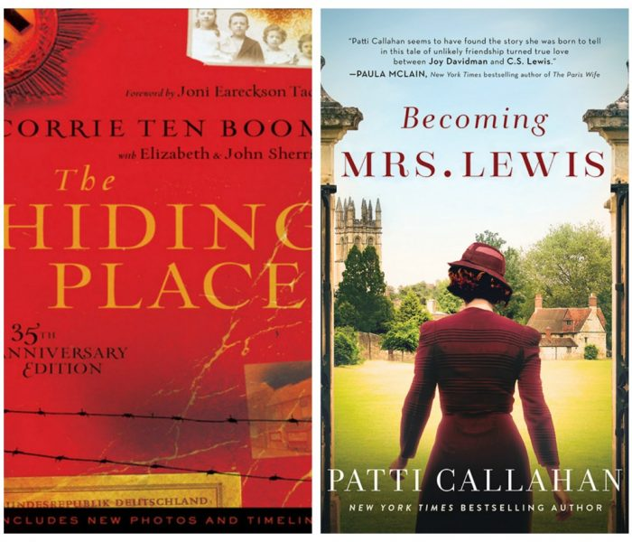 Spring Reads: Slightly Inspired and Moderately Good