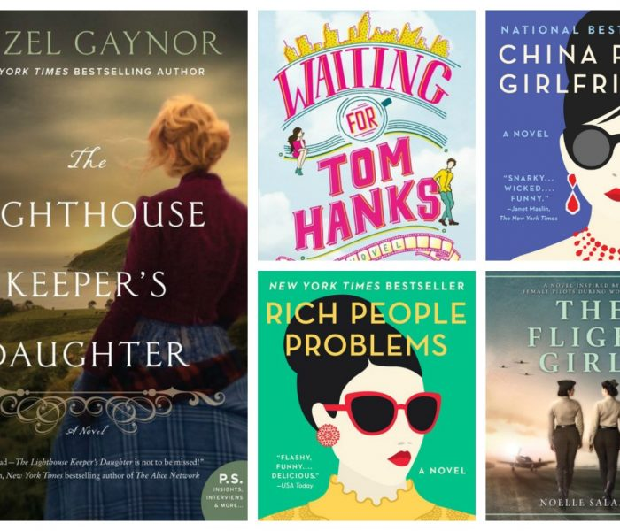 October Reads – This is what happens when I try to cut down on screen time.