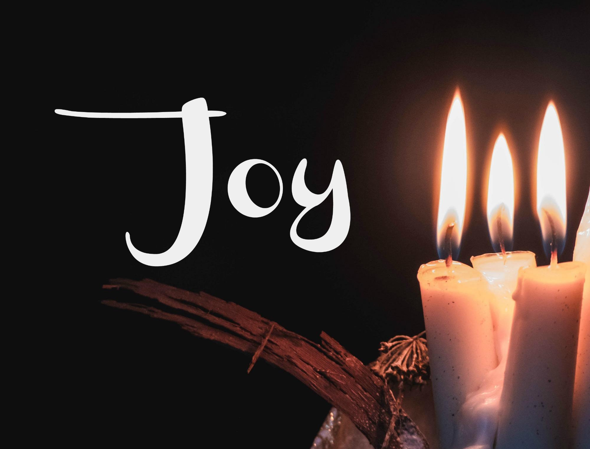 An Advent of Joy