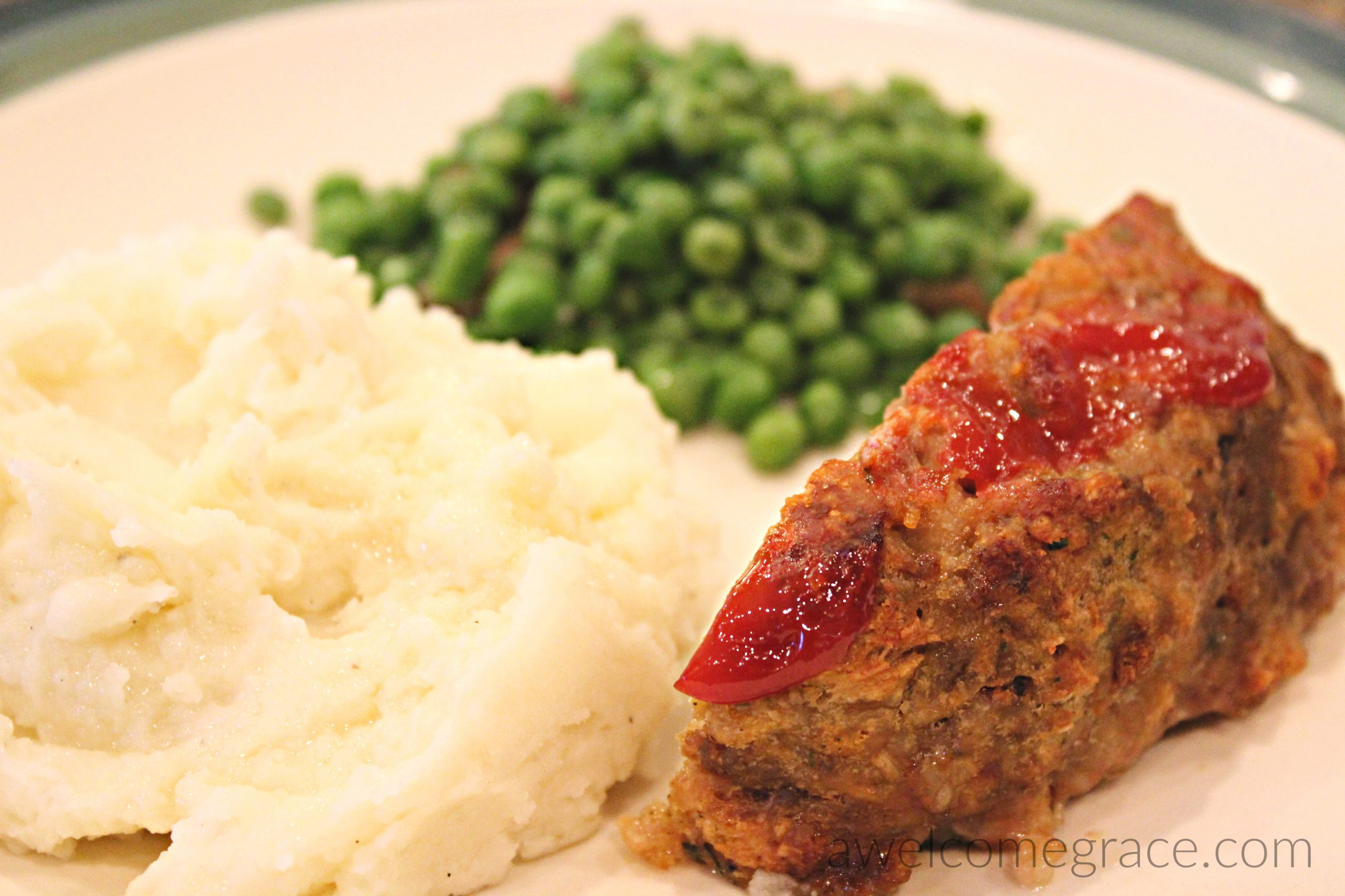 Diana's Easy Meatloaf – and a Podcast!