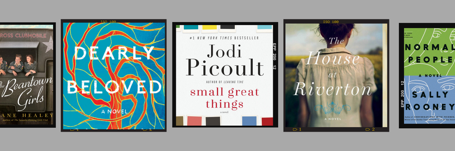 Books Old & New: What I Read This Summer