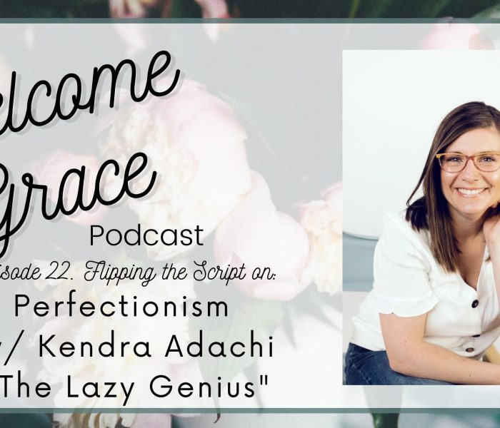Flipping the Script on Perfectionism with Kendra