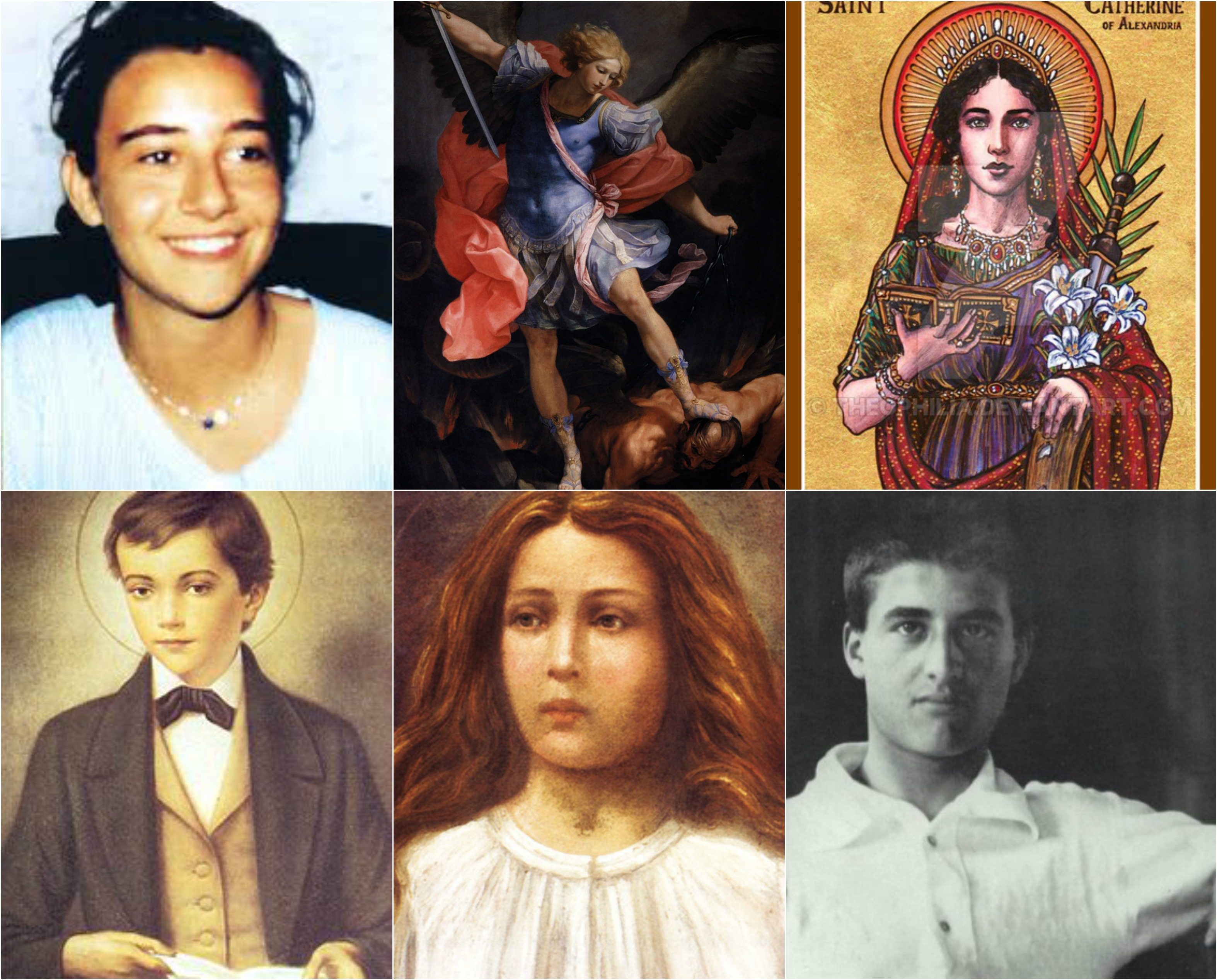Which Saint? How to Pick a Patron Saint for the School Year