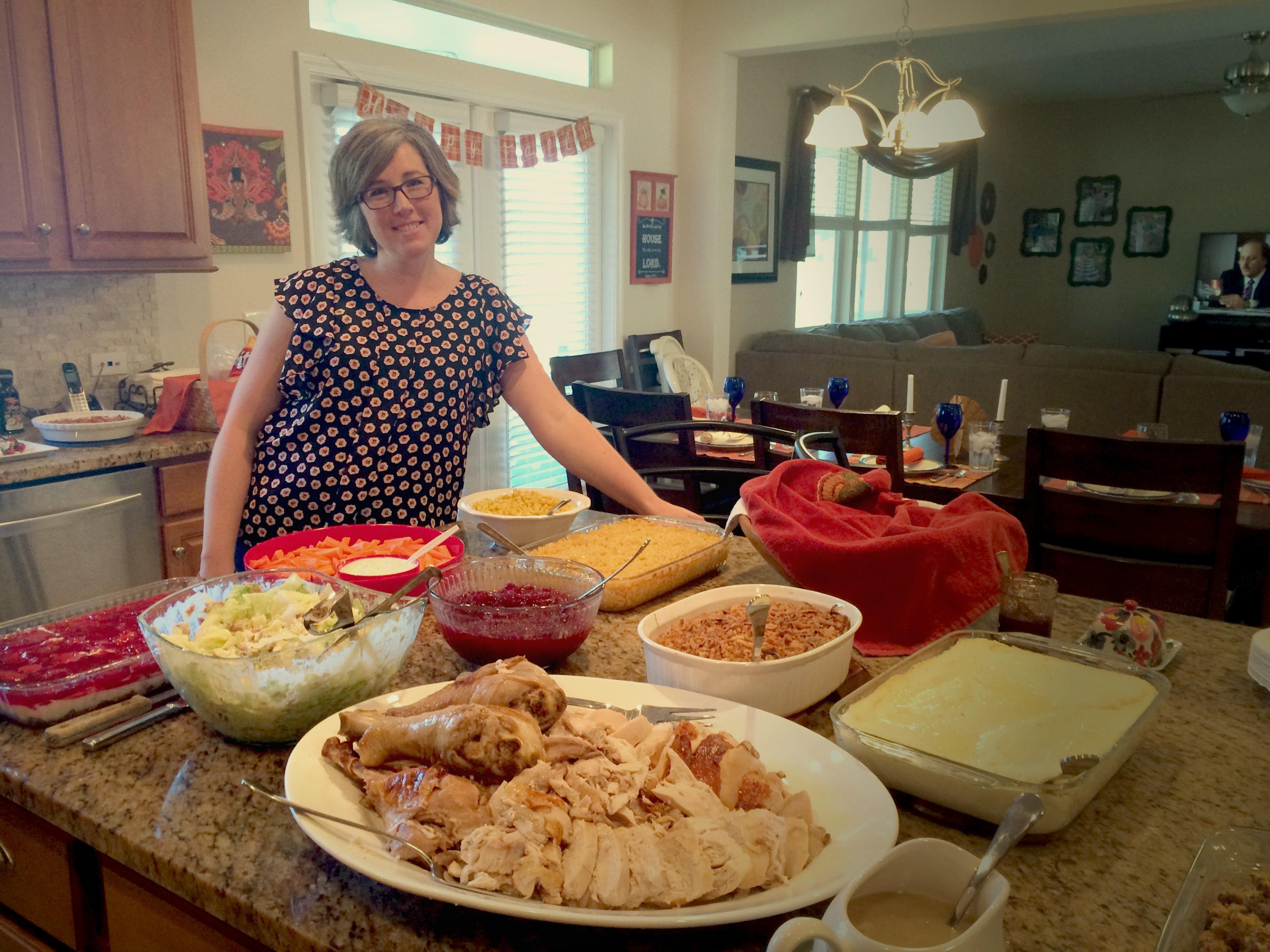 Talking Turkey: Thanksgiving Menu Breakdown