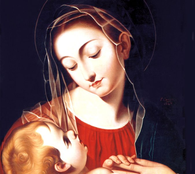 Our Lady of Providence: Queen of the Home
