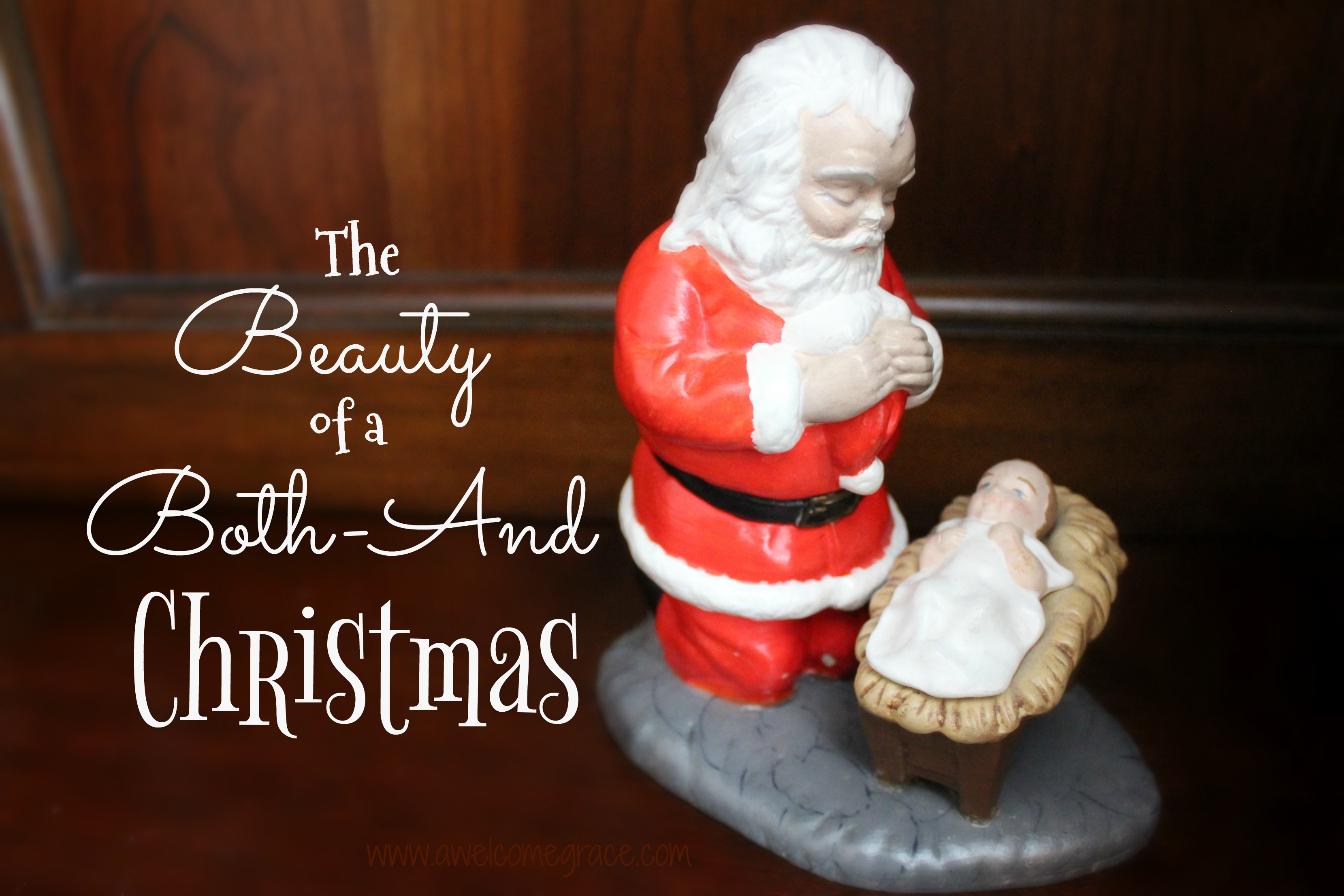 The Beauty of a Both-And Christmas