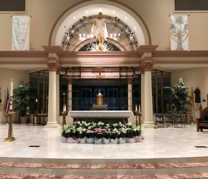 Making Yourself at Home in Your Parish
