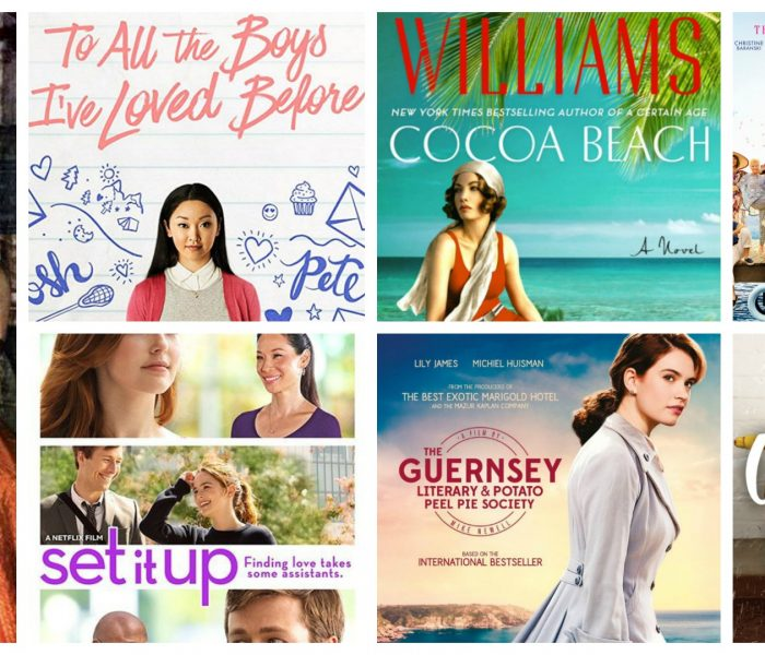 August Reads: Three Books & Some Movies for Good Measure