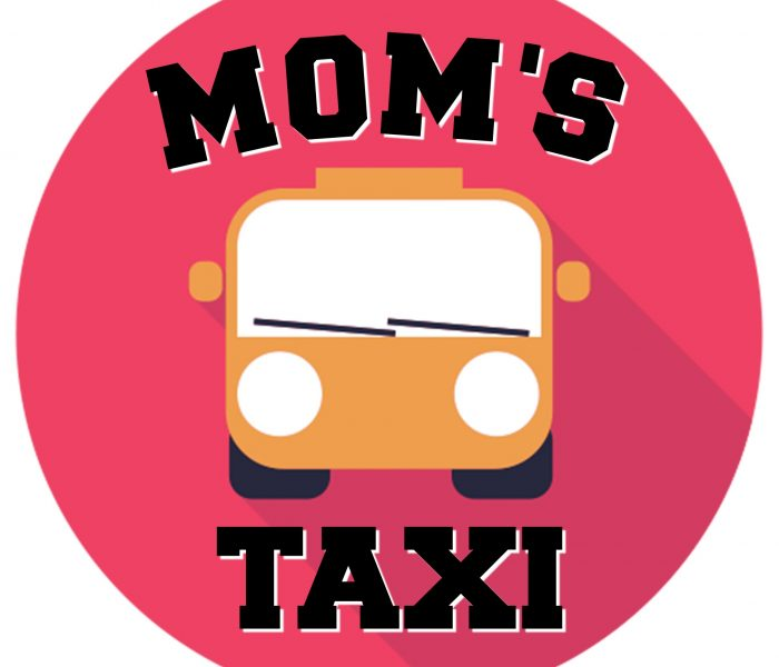 Mom's Taxi…On Duty!