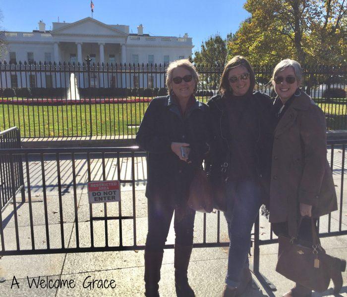 Girls Trip to DC!