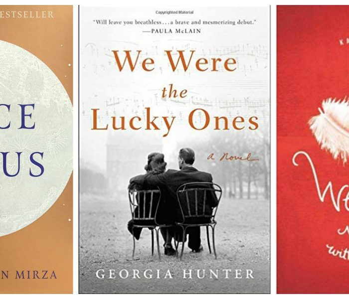 October Reads: Weighty Issues