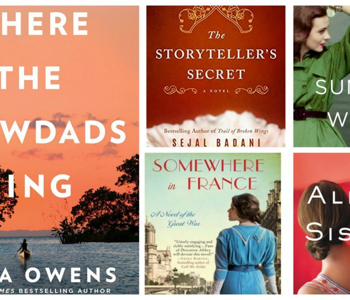 June Reads: Good, Old-fashioned Summer Reading