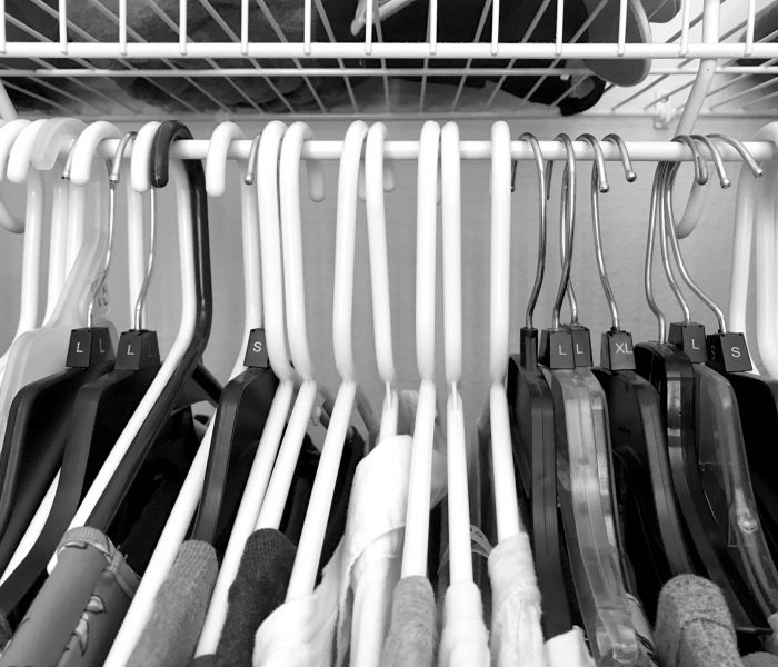 You Need an Easy Closet Clean-out, Don't You?