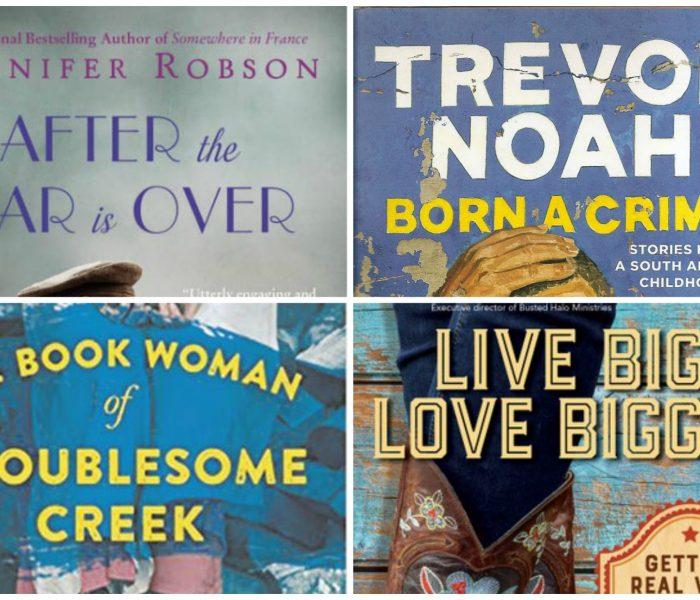 September Reads — I Honestly Loved Them All