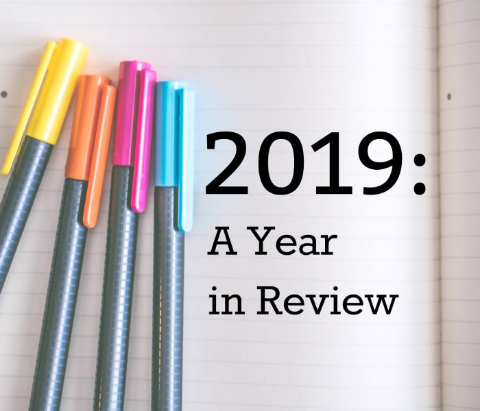 2019 Highlight Reel: A Year in Review